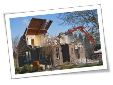 Gopher Demolition offers Complete Structure Removal