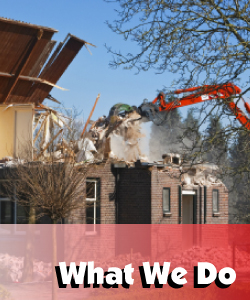 More about Gopher Demolition's Services
